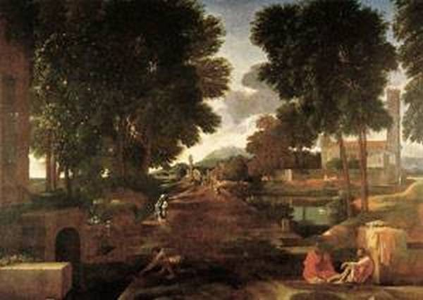 A roman road 1648 xx dulwich picture gallery london